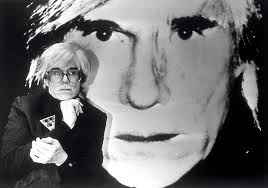 Andy warhol research paper